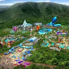 漳州新老游乐园造型差异,溶洞胶泥和造型砂浆施工工艺有不同图片