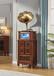 新品歐蒂諾顯示屏留聲機卡拉ok點歌機復古音響大喇叭