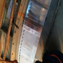 供應水泥回轉窯窯頭窯尾密封改造圖片