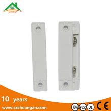 木门磁门窗感应门磁开关贴装门磁家用有线门窗磁感应报警断路报警图片