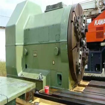 俄罗斯卧式滚齿机KU515