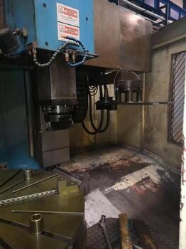 二手高精數控車銑磨復合機1.8米