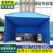 高陵定制遮陽雨棚、推拉雨棚、倉庫帳篷可上門測量