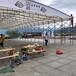 武陵源廠家銷售大型倉庫帳篷、活動遮陽雨棚十年壽命