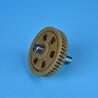 榨汁机零配件揉面机塑料齿轮POMPA小模数塑料齿轮箱