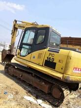 丰都县小松挖掘机维修动作时快时慢-岷县图片