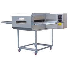 聊城披萨烤箱全套披萨设备商用履带式披萨烤箱厂家直销