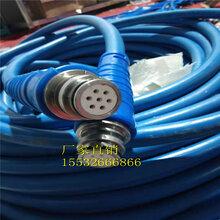 咸阳矿用七芯拉力电缆MHYBV-7-2-X15图片
