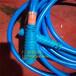 七芯屏蔽拉力電纜MHYBV-7-2-X120清徐