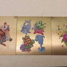 陜西西安不銹鋼UV打印機廣告鋁板UV印刷機金屬標牌UV噴繪機圖片