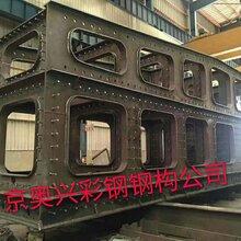 京奥兴国际钢结构企业专业生产钢结构