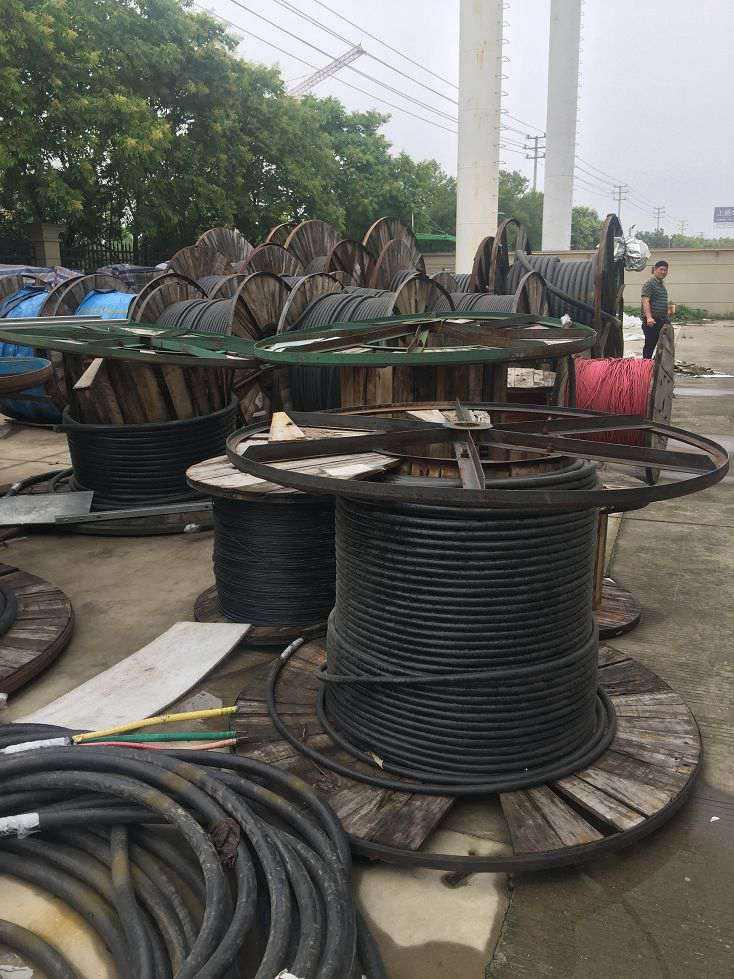 焦作矿用电缆回收焦作废电缆回收