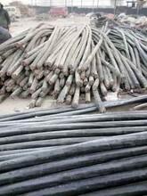 区矿用废电缆回收铜电缆回收图片