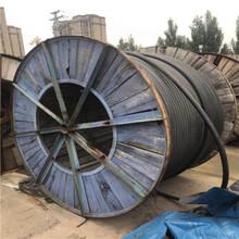 新疆昌吉架空电缆回收铜电缆回收图片