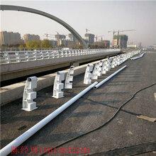 桥梁防撞护栏生产厂家直供图片