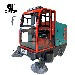 濟南鼎潔盛世掃地機駕駛式掃地機大型全封閉掃地機DJ2260GY