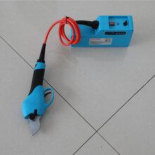儒工电动修枝剪果树剪刀价格剪树枝的电动剪刀图片