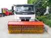新疆汽車安裝掃雪機