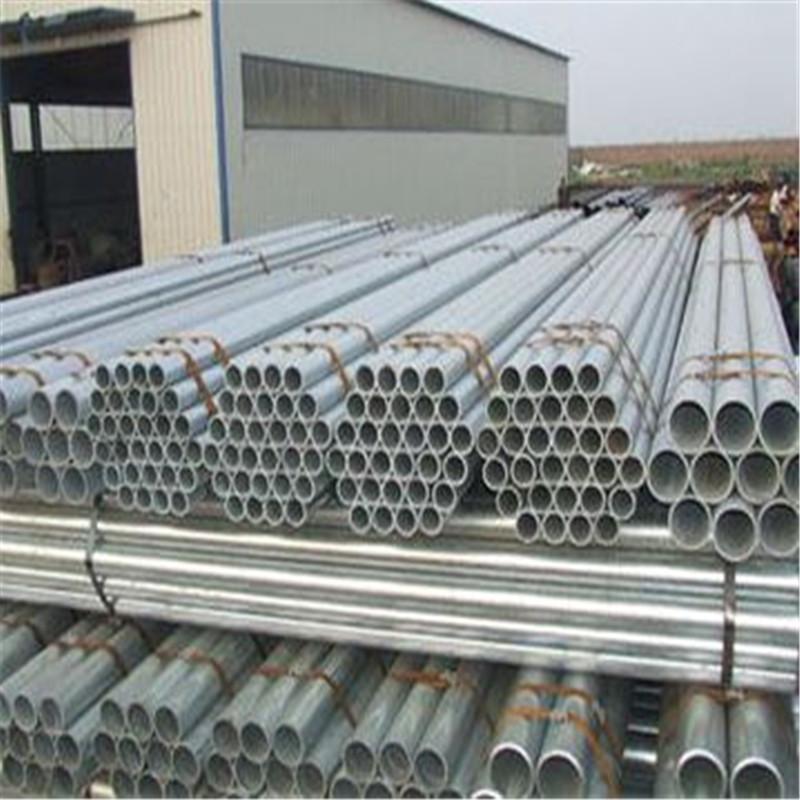 天津镀锌无缝管,Q345B天津镀锌管性能可靠