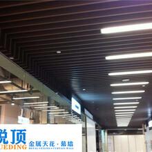 武汉弧形铝方通厂家直销生产厂家图片