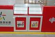 太原定制中国福彩柜台体彩销售柜柜台收银台展示柜即开玻璃展示柜款式