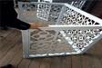 馬鞍山沖孔鋁合金空調罩(空調罩)市場批發價格