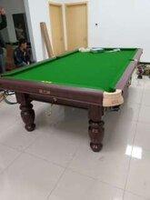 家用臺球桌定做臺球廳臺球桌現貨供應臺球桌廠家生產直銷圖片