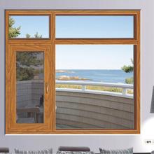 长沙铝合金门窗批发代理德技双品90系列断桥窗纱一体防盗门窗厂家直销图片