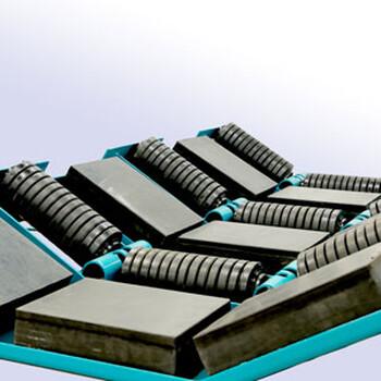 重型复合式缓冲床直销定制输送机缓冲床