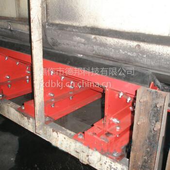高分子聚乙烯耐磨缓冲床专业生产厂家矿用缓冲床结构组成