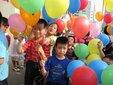 昆明广告气球专业定制广告气球印刷logo图片