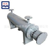 光明厂家直销不锈钢管道电加热器沥青电加热设备