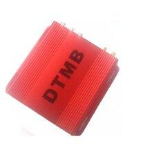 厂家直销车载DTMB车载高清数字电视机顶盒香港数码盒AVS+电视盒图片