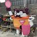 肇慶樹脂卡通雕塑廠家