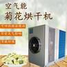 菊花烘干机商业大型中药材烘干设备热风循环烘干箱