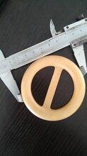 供应木质腰带扣腰带环木圈加工定做图片