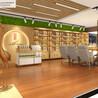 上海化妆品展厅搭建展馆设计装修化妆品展柜定制化妆品logo设计
