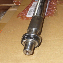 研磨絲桿滾珠螺母機床絲桿定制規格全滾珠絲杠口罩機螺桿圖片