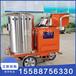 生產手推式熱熔劃線機道路冷噴式標線機停車位劃線車