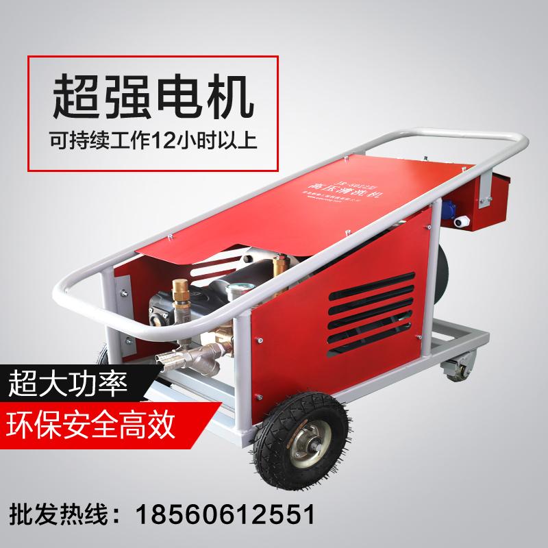 广东深圳41L超大流量换热器清洗机价格