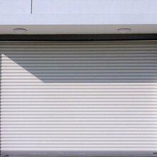 供应电动卷帘门卷帘门厂家上海萨都奇门业抗风卷帘门图片