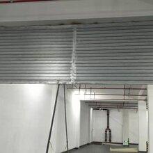 刚性挡烟垂壁固定挡烟垂壁挡烟垂壁厂家上海萨都奇门业图片