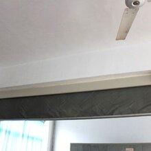 消防挡烟垂壁活动式挡烟垂壁上海萨都奇门业挡烟垂壁厂家图片