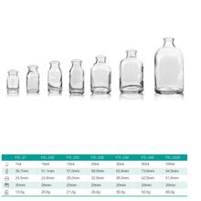 西林瓶模制瓶药瓶玻璃瓶泰信牌图片