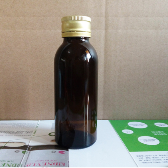 泰信糖浆瓶,湖南光滑透明避光垂直泰信口服液瓶