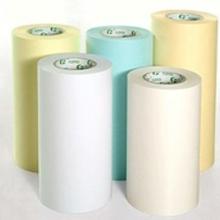 优质黄色硅油纸单塑单硅可定制
