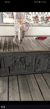 花岗岩大功率石材雕刻机墓碑雕刻机玉石机济南天马雕刻机