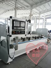 专业雕铝型材雕孔机数控雕铣机/万能雕铣机多少钱一台图片