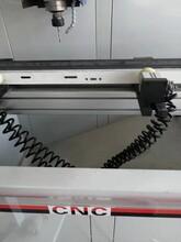 做全鋁家居專用銑孔開槽設備數控雕銑機