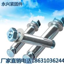 廠家直銷國標膨脹螺栓非標膨脹栓內爆熱水器脹勾圖片